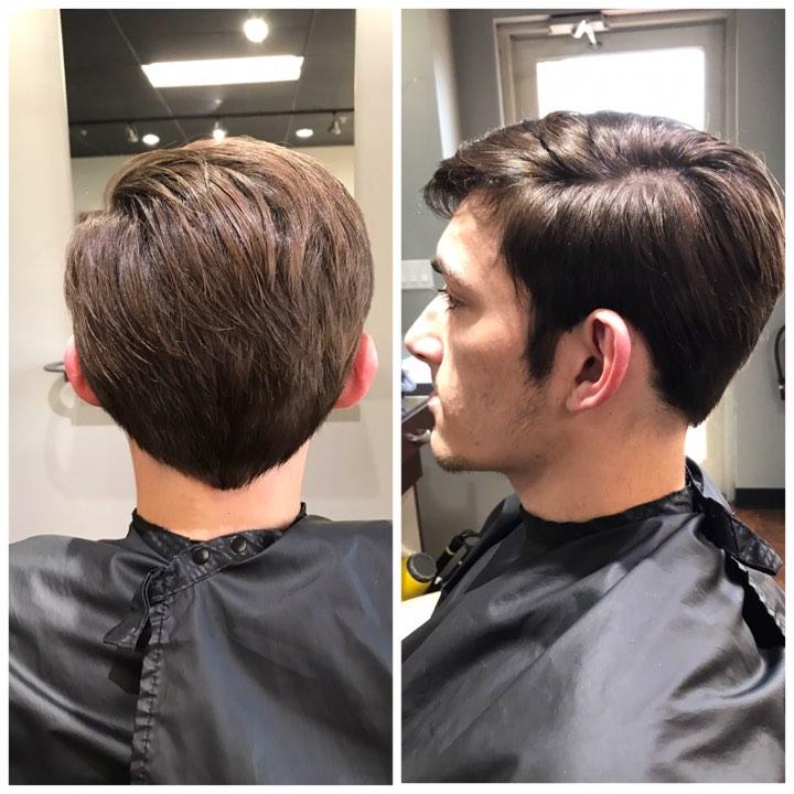 Nick home for Nick s hair salon